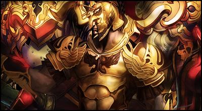 Legendary Warrior by kingler22