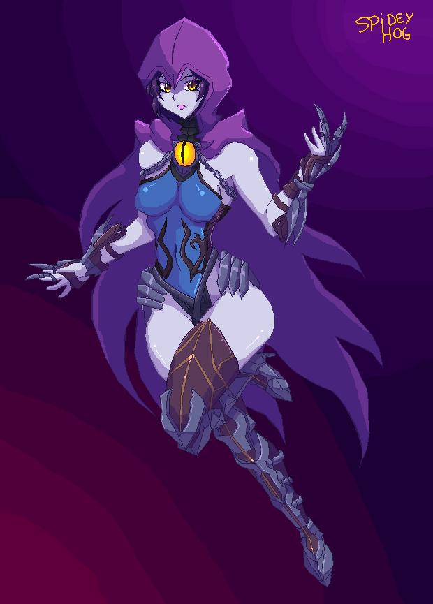 Raven (Injustice) by SpideyHog