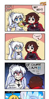 RWBY EPIC | Are you upset? by SpideyHog