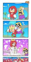 4Koma | Queen Knuckles