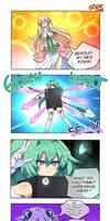 HDN | Green Heart's new form!