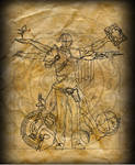 Vitruvian for Festival dy manolis frangidis