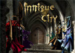 Intrigue City COVER by Manolis Frangidis
