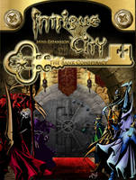 Intrigue City Bank Concpiracy COVER by Manolis by MalDuDepart