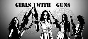 Girls With Guns by Manolis Frangidis