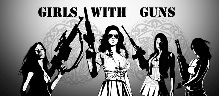 Girls With Guns by Manolis Frangidis by MalDuDepart