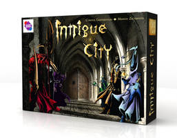Intrigue City 3D cover by MalDuDepart