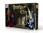 Intrigue City 3D cover