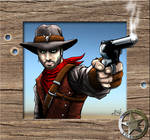 Posse, Wild West Justice Character