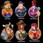 Yard Sale 3 Characters