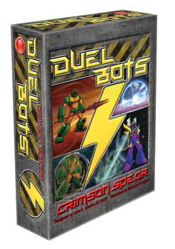 Duel Bots: Crimson Spear 3D cover