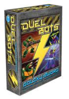 Duel Bots: Galaxy Sword 3D box cover by MalDuDepart