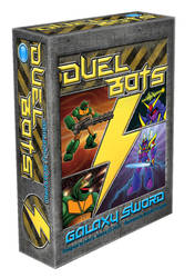 Duel Bots: Galaxy Sword 3D box cover