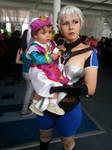 Nany Impa and baby Zelda (OoT)