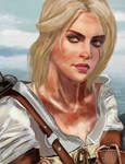 Ciri of Cintra - The Witcher 3