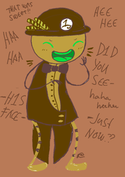 Trickster Itchy
