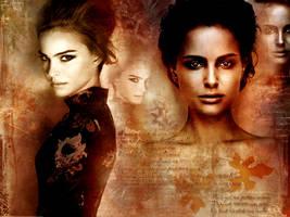 La Vampiresse by FaelwenHerimahtar