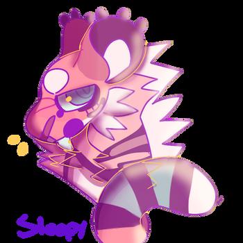 Tiger Paradise by Sleepy-Kitx