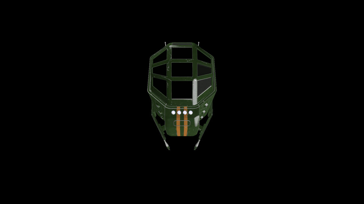 360D 1920x1080 Patriot 2 Se2 Scr1 Dark Green by