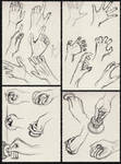 Some hands