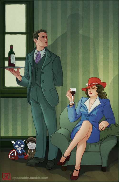 Agent Carter by aureliebm