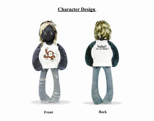 charecter design