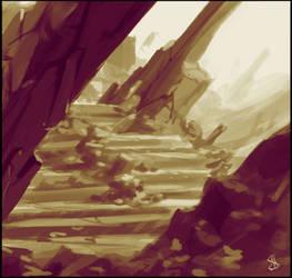 Bara Magna rubble