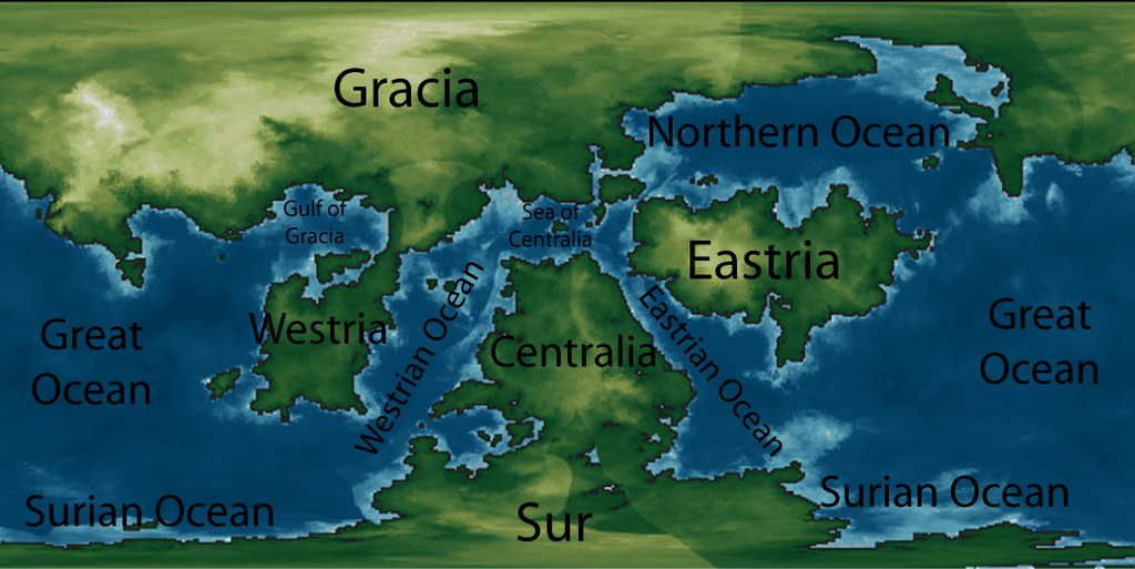 Currently Creating a Conworld Climates Cultures and Countries