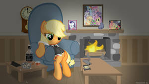 Hardboiled Applejack