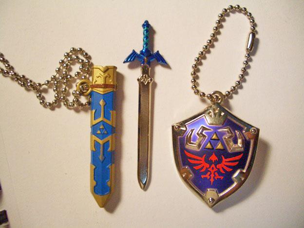 Warrior's True Weapons by StealthNinja5