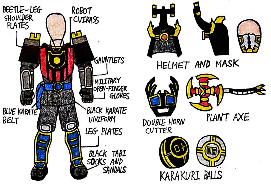 Thunder megazordgouraijin cosplay blueprint by stealthninja5 on thunder megazordgouraijin cosplay blueprint by stealthninja5 malvernweather Choice Image
