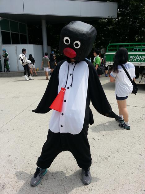 Pingu by StealthNinja5