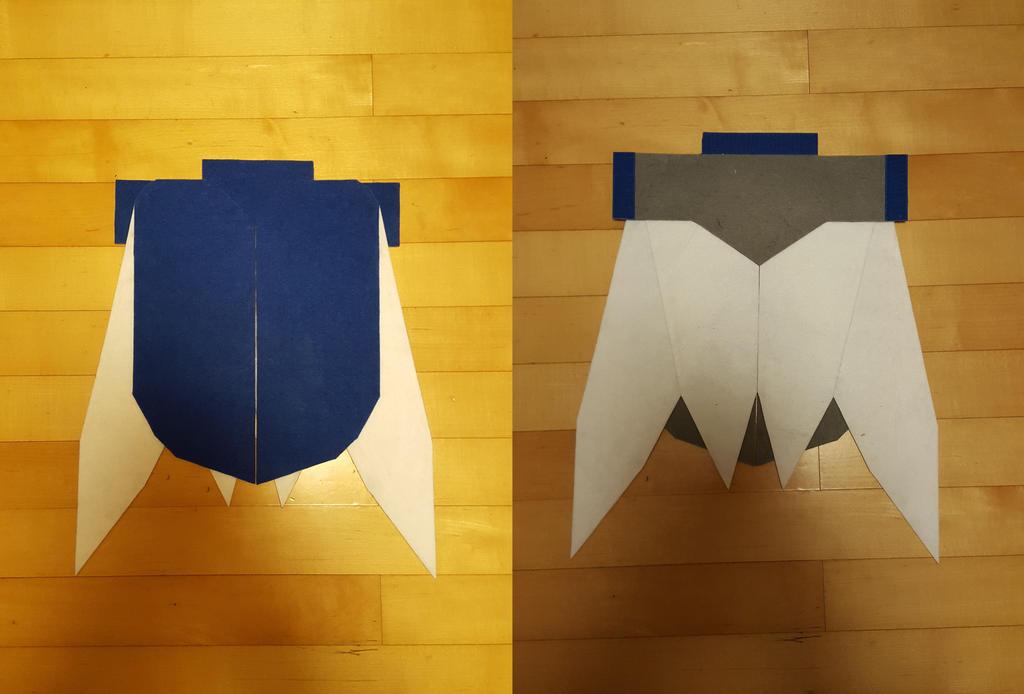 Heracross Wings (Closed) WIP 02 by StealthNinja5