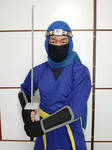 Shinobi And His Blade 01 by StealthNinja5