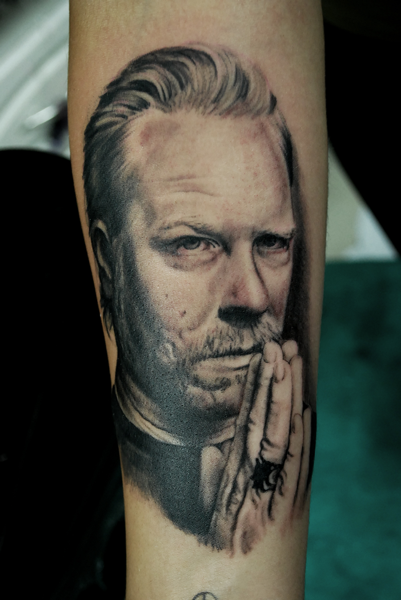 james hetfield tattoos - HD 800×1195