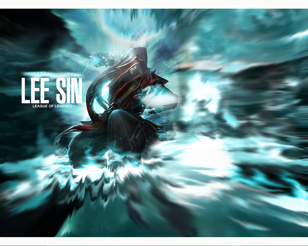lee sin wallpaper - photo #26