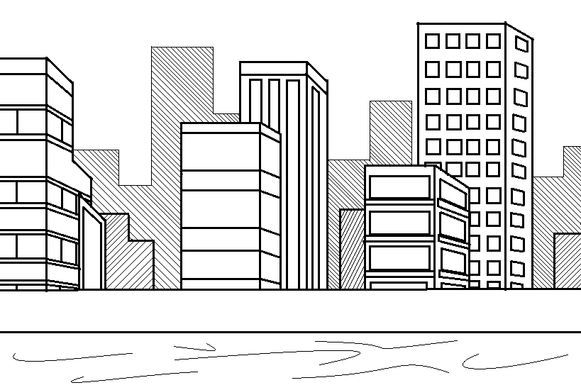 Wu City Free Coloring Sheet by DarkNeoZero on DeviantArt