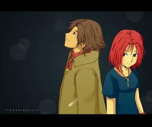 Angel x Hideki