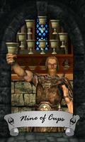 Skyrim Tarot - Nine of Cups