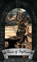 Skyrim Tarot - Three of Septims