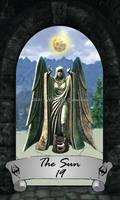 Skyrim Tarot 19 - The Sun