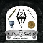 Skyrim Tarot - Cover