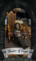 Skyrim Tarot - Queen of Cups