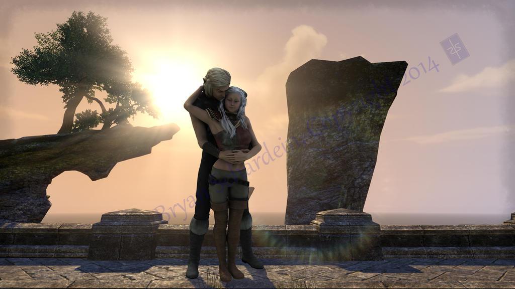 Ch 5 - Betath and Kaawen.Vulkhel Guard.She's a by Whisper292