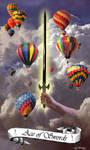 Whisper Tarot - Ace of Swords by Whisper292