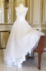 STOCK - Wedding Dress