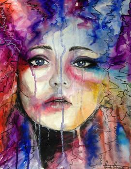 Colourful Tears