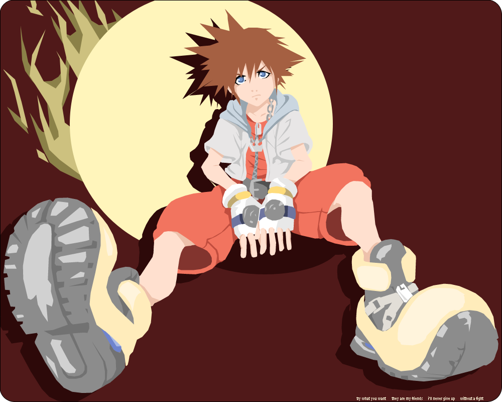 lets vectorize sora by PrestoMatic