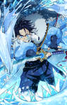 KnY OC/ Yukiko Matsuoko/ Breath of Winter
