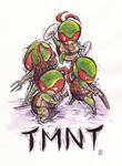 TMNT Chibi